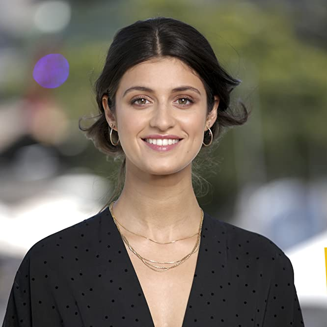 Anya Chalotra at an event for IMDb at San Diego Comic-Con (2016)