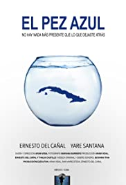 The Blue Fish Poster