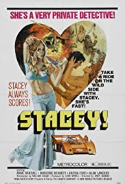 Stacey (1973) starring Anne Randall on DVD on DVD