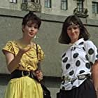 Lyudmila Shevel and Irina Shmelyova in Gde nakhoditsya Nofelet? (1988)