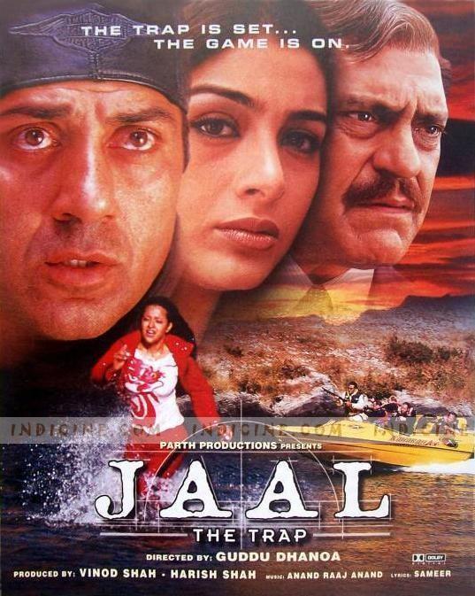 Jaal: The Trap 2003 Hindi 720p HEVC HDRip x265 AAC Full Bollywood Movie [800MB] Movie