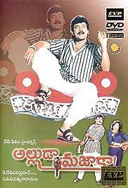 Alluda Majaaka! Poster