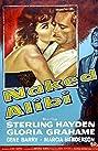 Naked Alibi (1954) Poster