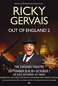 Primary photo for Ricky Gervais: Out of England 2 - The Stand-Up Special