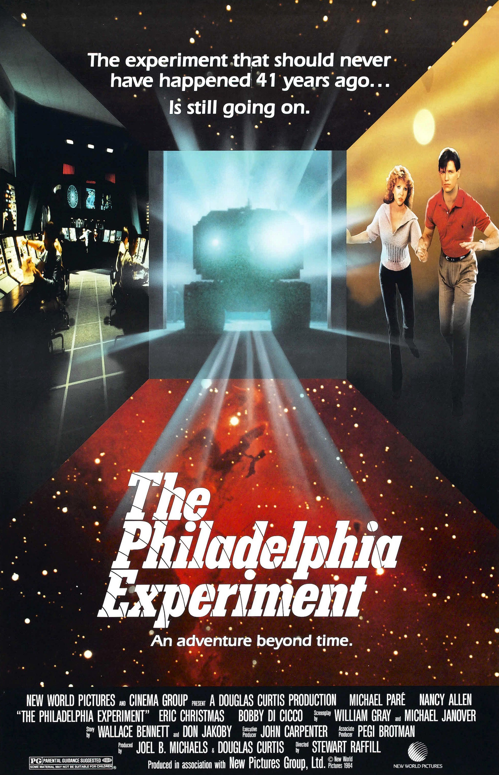 philadelphia experiment movie netflix