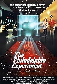 Nancy Allen and Michael Paré in The Philadelphia Experiment (1984)