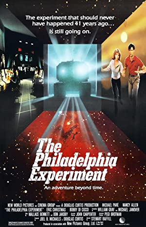 poster for The Philadelphia Experiment