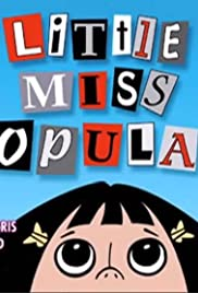Little Miss Popular Poster