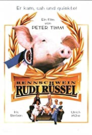 Rudy, the Racing Pig(1995) Poster - Movie Forum, Cast, Reviews