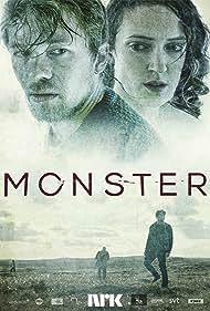 Jakob Oftebro and Ingvild Holthe Bygdnes in Monster (2017)