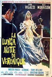 La lunga notte di Veronique Poster