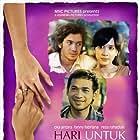 Oka Antara, Reza Rahadian, and Fanny Fabriana in Hari Untuk Amanda (2010)