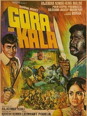 Gora Aur Kala movie, song and  lyrics
