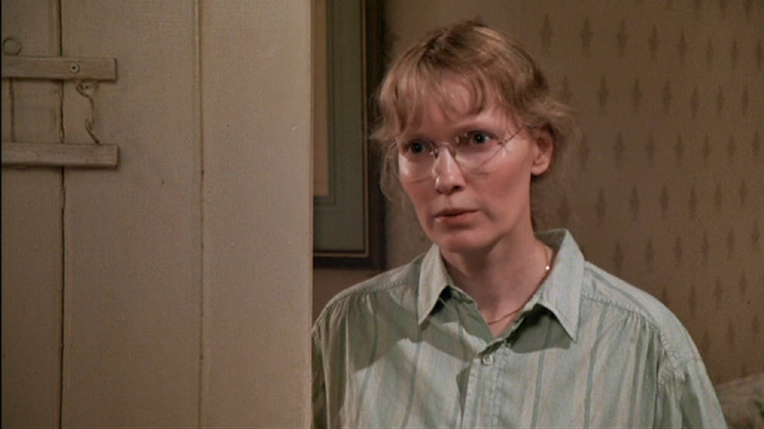 Mia Farrow in September (1987)