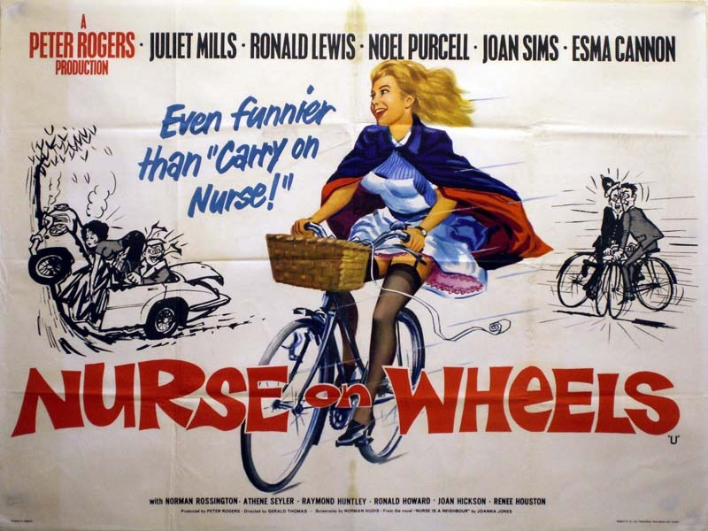 Nurse on Wheels (1963)
