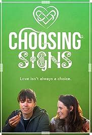 Choosing Signs (2018) filme kostenlos