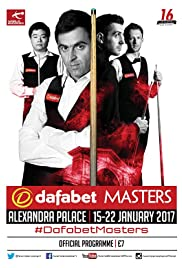 Dafabet Masters Poster