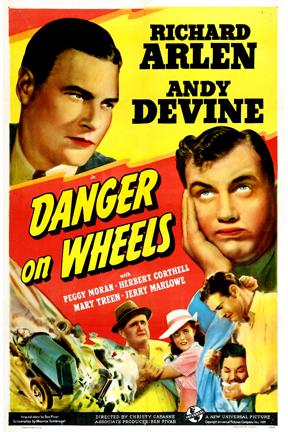 Where to stream Danger on Wheels