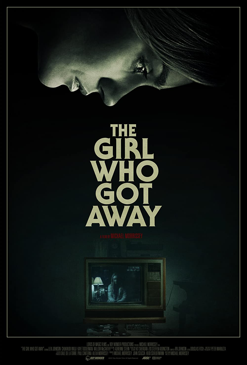 The Girl Who Got Away (2021) Telugu Dubbed (Voice Over) & English [Dual Audio] WebRip 720p [1XBET]