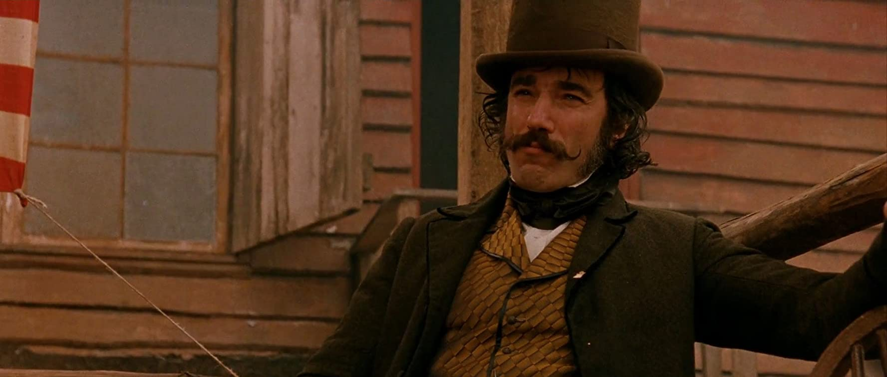 Daniel Day-Lewis a New York-i bandákban (2002)