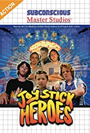 Joy Stick Heroes Poster
