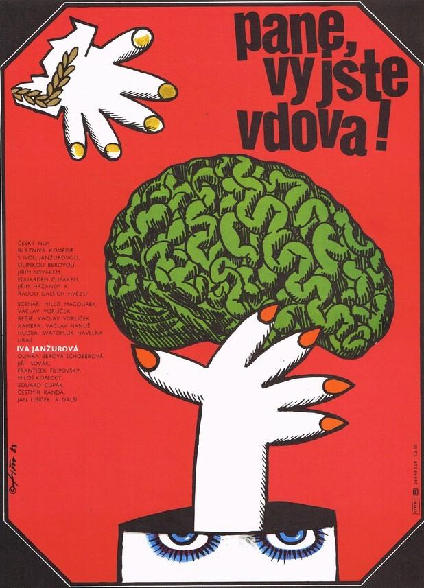 Pane, vy jste vdova! (1971)