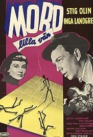 Mord, lilla vän Poster