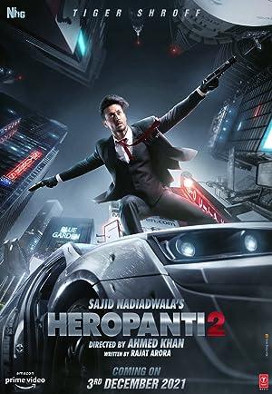 Heropanti 2 movie, song and  lyrics