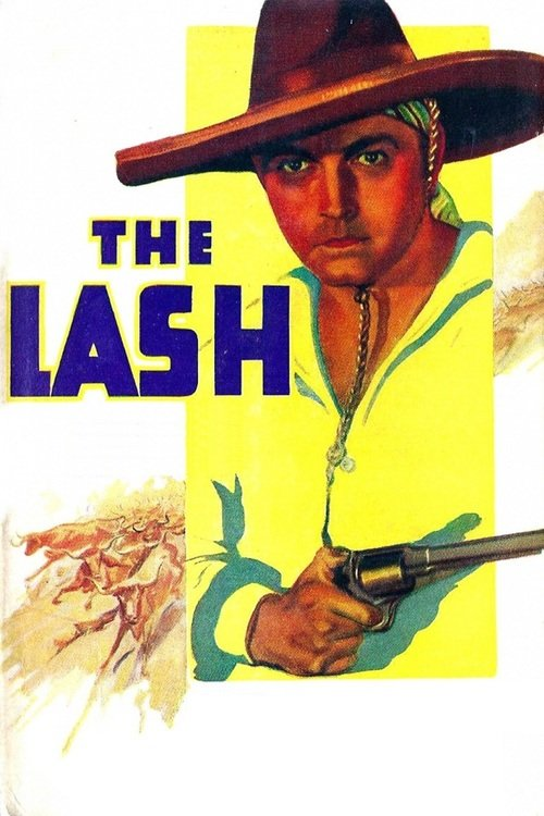Richard Barthelmess in The Lash (1930)