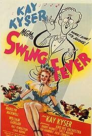 Swing Fever Poster