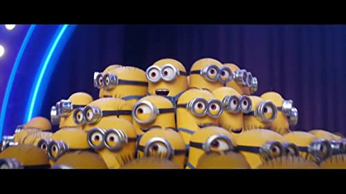 """Minions Take the Stage"""