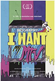 Biography: I Want My MTV Poster