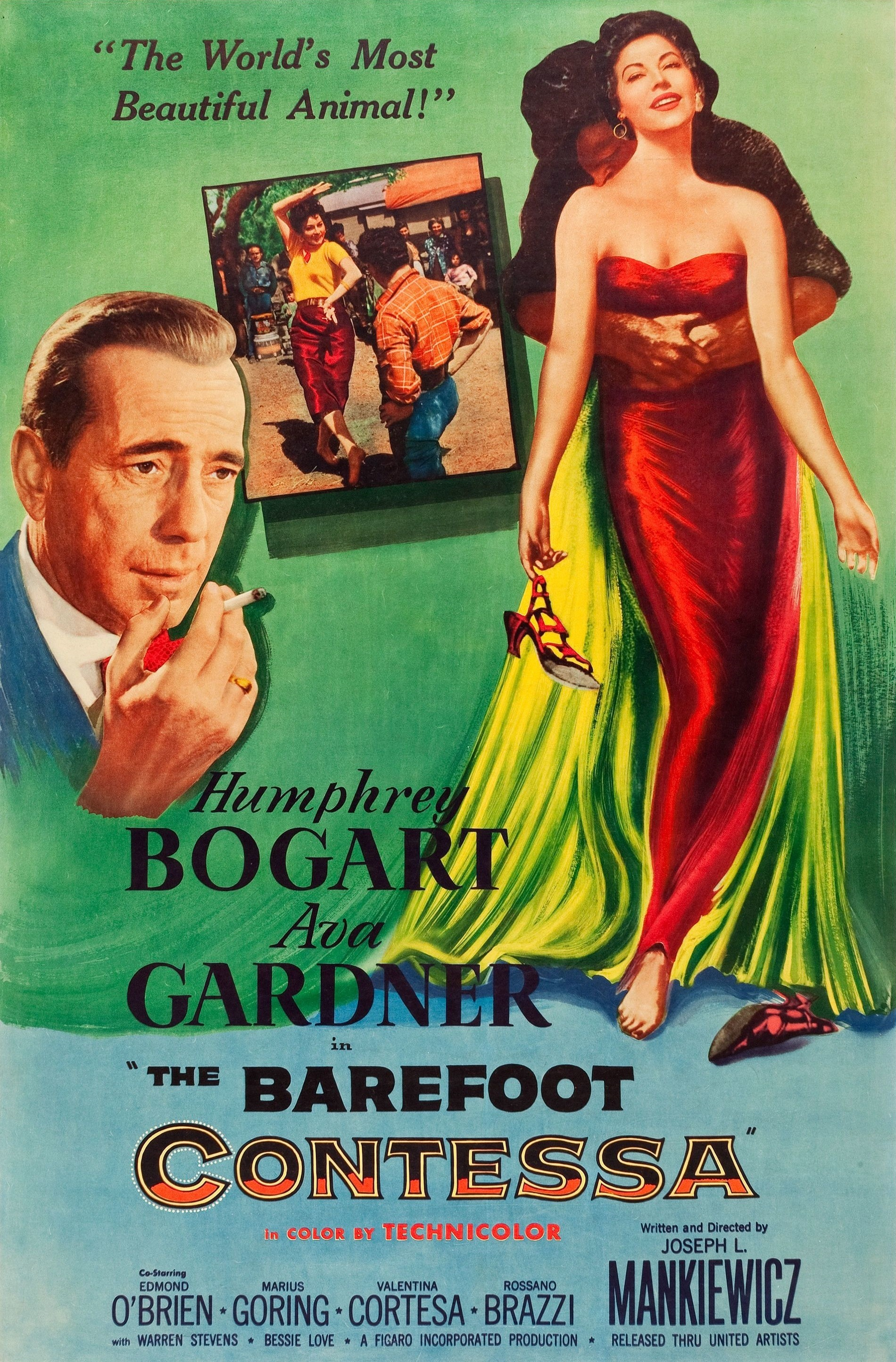 Revisiting THE BAREFOOT CONTESSA