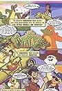 The Timberwood Tales