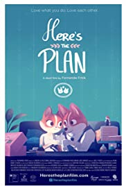 Here's the Plan Poster