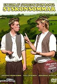 Jonathan Ridings and Jonatan Ramel in Syskonsommar (2008)