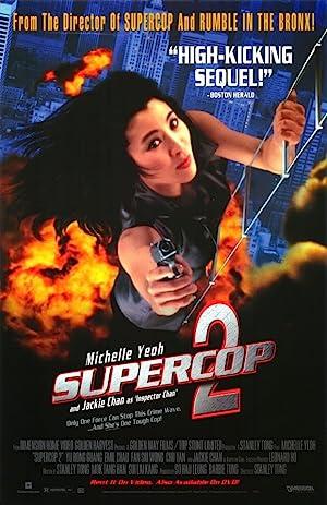 Rongguang Yu Supercop 2 Movie