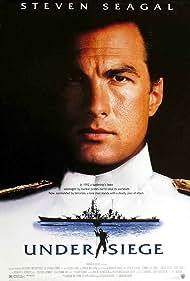 Steven Seagal in Under Siege (1992)