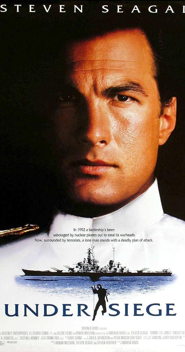 94171d2d05c Under Siege (1992) - IMDb