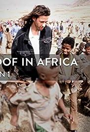 Geldof in Africa Poster