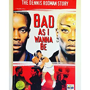Movie dvd download Bad As I Wanna Be: The Dennis Rodman Story [x265]