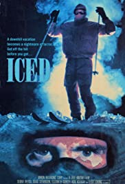 Iced Poster