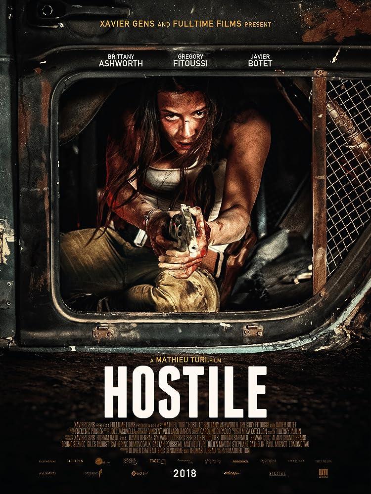 Phim Ngày Sinh Tồn - Hostile (2017)
