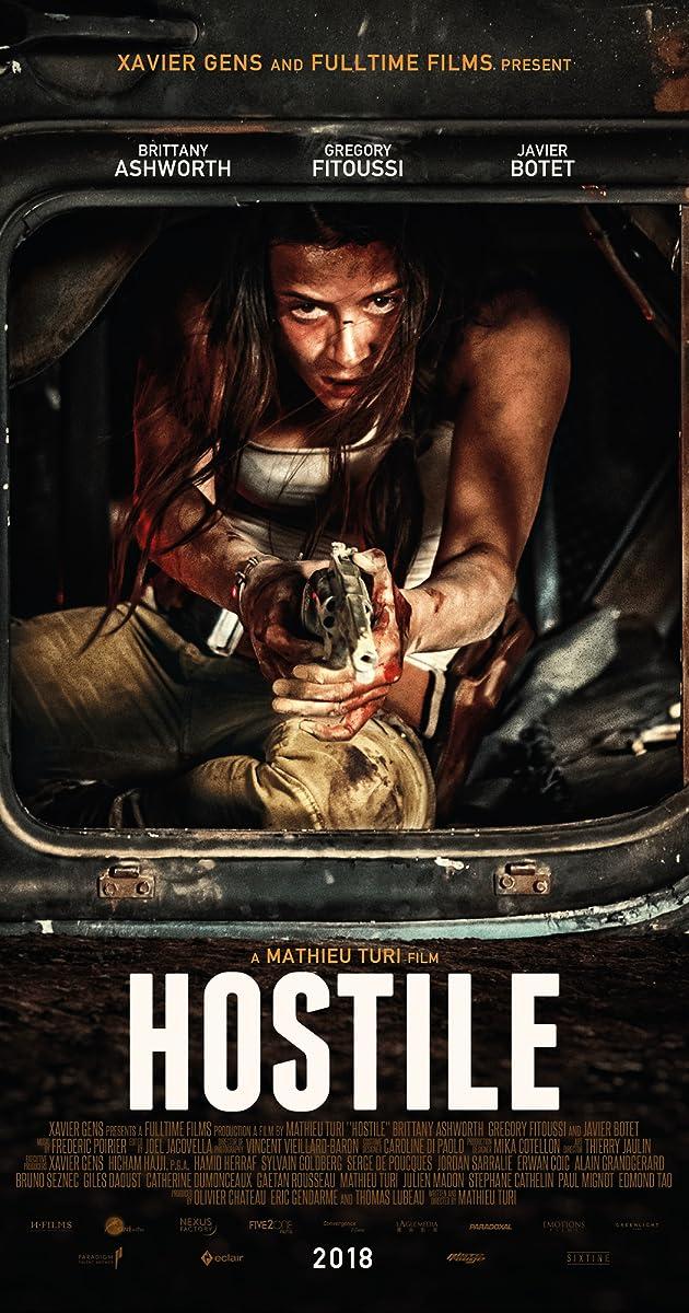 Ngày Sinh Tồn - Hostile (2018)