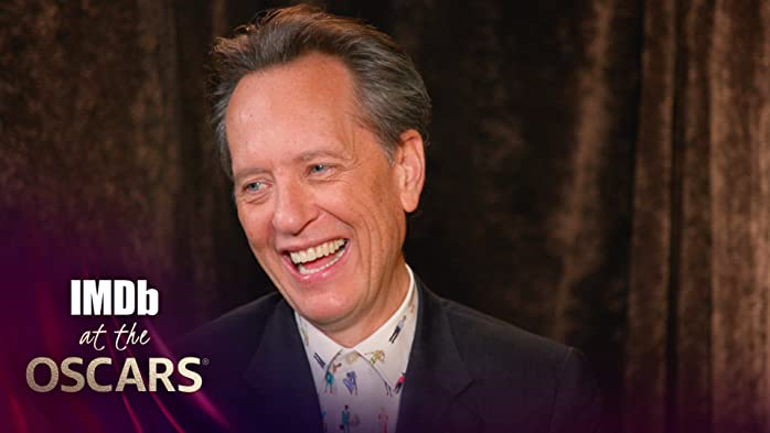 Richard E. Grant discusses his first Oscar nomination, his chemistry with Melissa McCarthy, and his lifelong celebrity obsession.