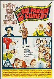 The Big Parade of Comedy(1964) Poster - Movie Forum, Cast, Reviews