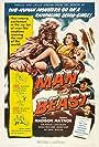 Asa Maynor in Man Beast (1956)