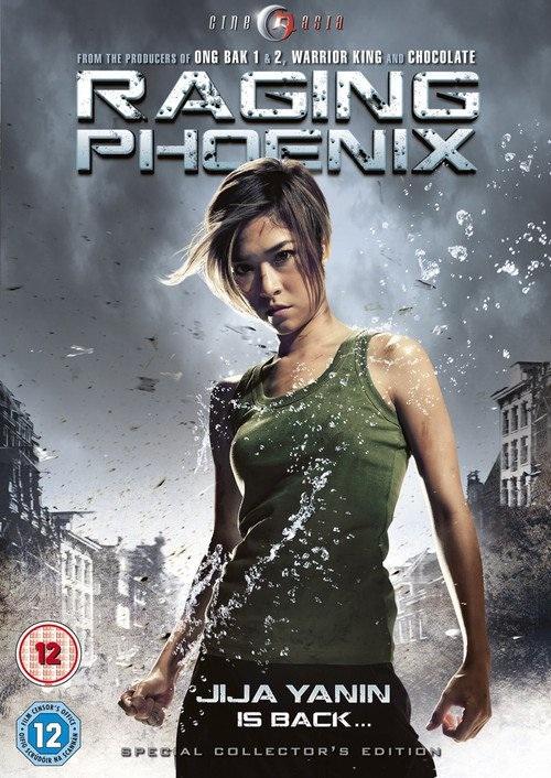 Raging Phoenix 2009 720p Esub Dual Audio Hindi Movie
