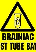 Brainiac's Test Tube Baby