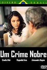 Um Crime Nobre Poster